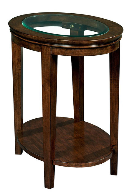 Elise - Oval End Table