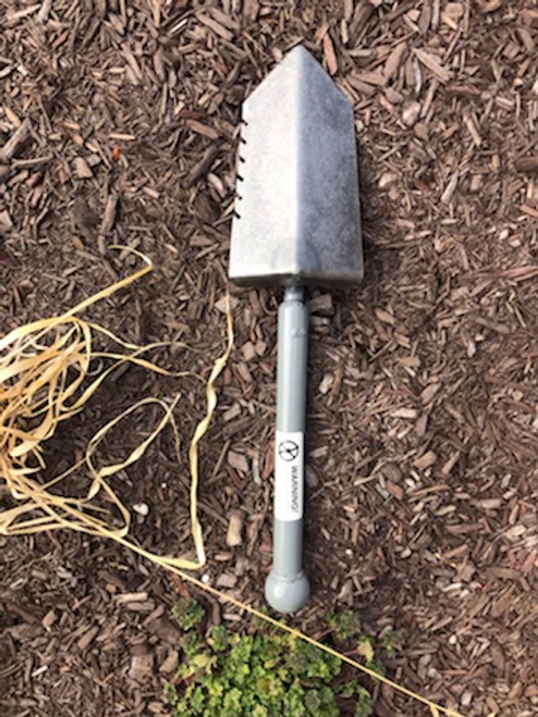 "Sampson 18"" Digging Tool - Double Serration"