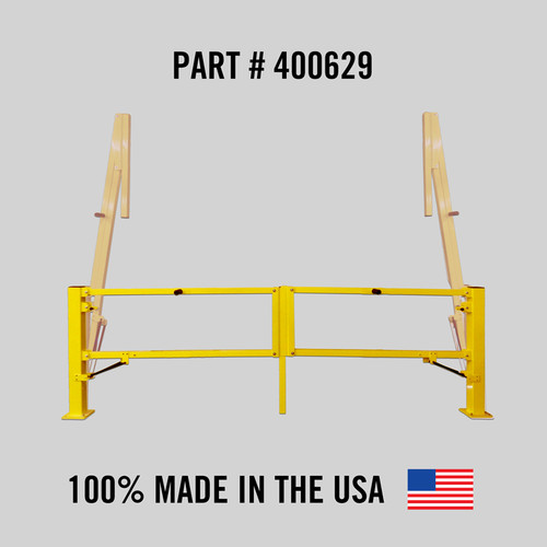 8' Cantilever Gate