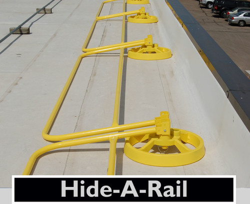 HIDE-A-RAIL FOLDING       SRC 360 MOBILE SAFETY RAILING