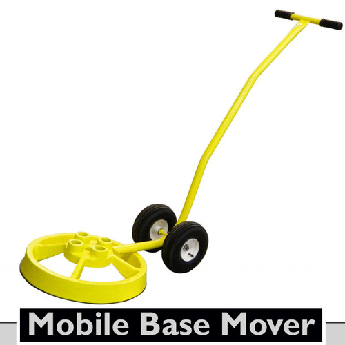 BASE PLATE MOVER FOR SRC 360 MOBILE SAFETY RAIL
