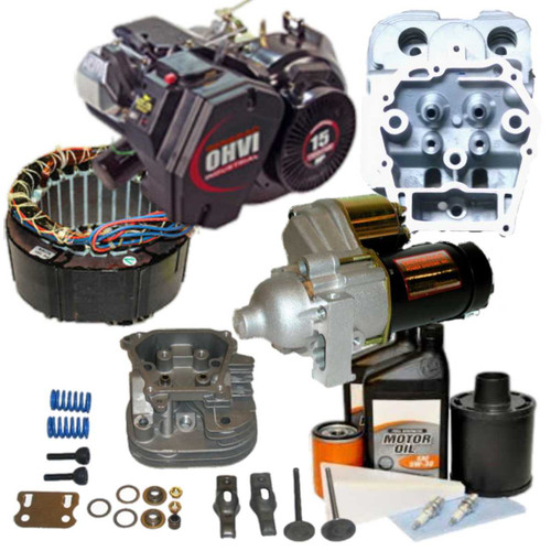 Generac 0034561SRV BOLT HH 1/4-20 X 5.00 GR5 ZP (