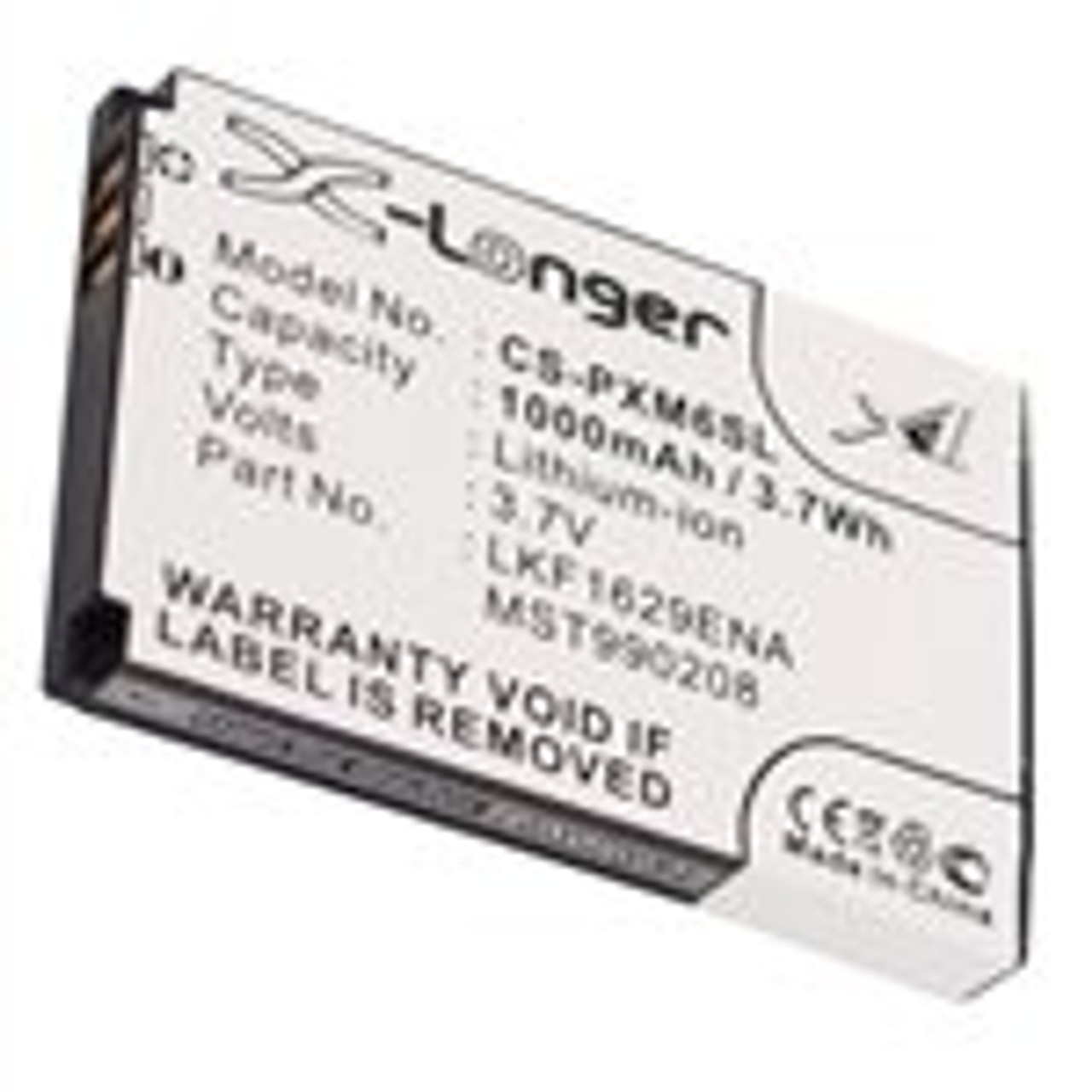 Replacement Battery Part No.990208 for Samsung Nexus 25 YP-X5X Samsung Nexus 50 Nexus 50 YP-X5ZX Samsung Nexus 25 YP-X5X YP-X5Z 1000mAh MP3 Player Battery