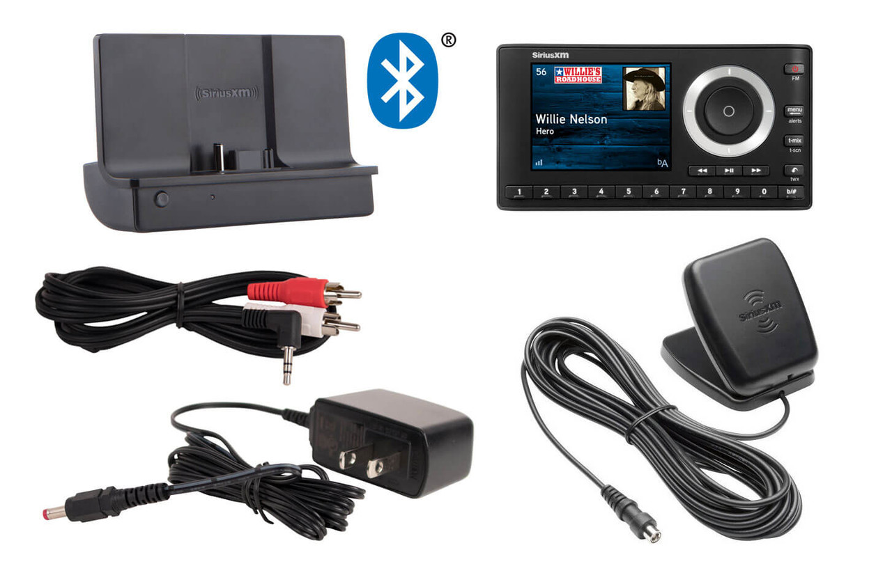 NEW ONYX PLUS XM//SIRIUS SATELLITE  HOME DOCK KIT ALL YOU WILL NEED FREE SHIPPING