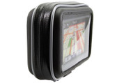 Motorcycle case for SiriusXM Radio Receivers and GPS units