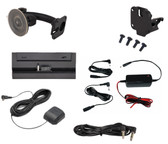 Sirius Vehicle Kit with Hardwired Power Adapter