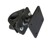 SiriusXM Radio Motorcycle Handlebar Mount with AMPS Plate to Connect a Satellite Radio Vehicle Dock to the Mount