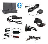 SiriusXM Satellite Radio Bluetooth Car Kit with 3 power options