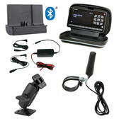 SiriusXM Radio OnyX EZR UTV Bluetooth Bundle