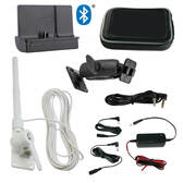 SiriusXM Satellite Radio Bluetooth Marine Installation Kit