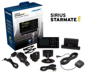 SST8V1 Sirius Satellite Radio Starmate 8 Receiver with Vehicle Kit