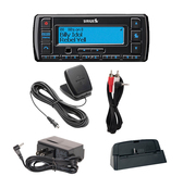 Sirius Stratus 7 receiver with home kit