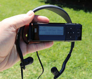 SiriusXM™ Portable Receiver with Antenna Headphones