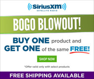 SiriusXM™ BOGO Deals Still Happening!