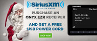 Free USB Power Cable with onyX EZR Receiver Purchase