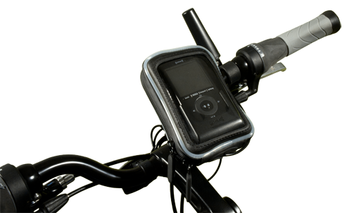 SiriusXM Radio Motorcycle Mount with Small Case