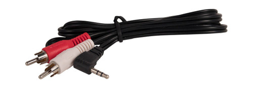 RCA Audio Cables 3 foot for Satellite Radio SiriusXM