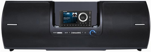 OnyX Plus Receiver with SXSD2 Boombox