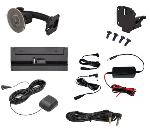 Sirius SUPV1 Car Kit With Hardwired Power Adapter