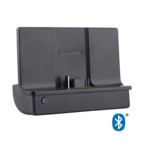 SiriusXM™ Satellite Radio Bluetooth Vehicle Docking Station SXBTD1V1