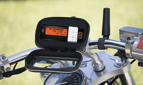 XM Radio AGT Sportscaster with Motorcycle Installation Kit