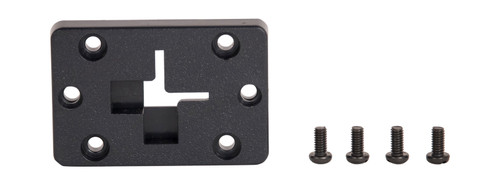 SiriusXM Satellite Radio AMPs T-Notch Adapter Plate with Screws