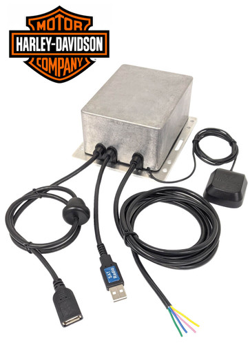 GSR-HM01 Harley Davidson Sirius XM Satellite Radio tuner and install kit