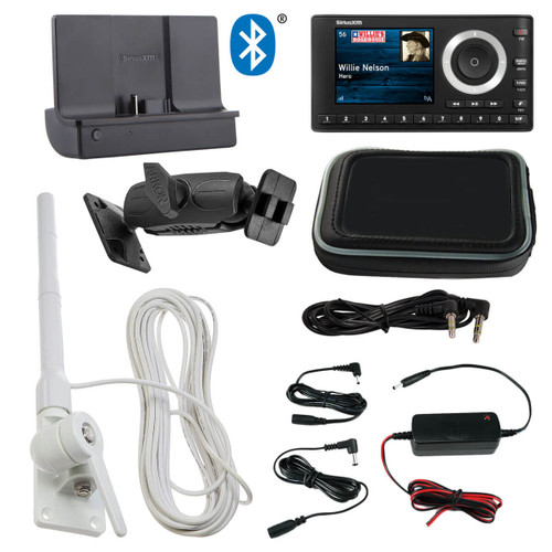 Onyx Plus Marine Kit with Bluetooth Dock