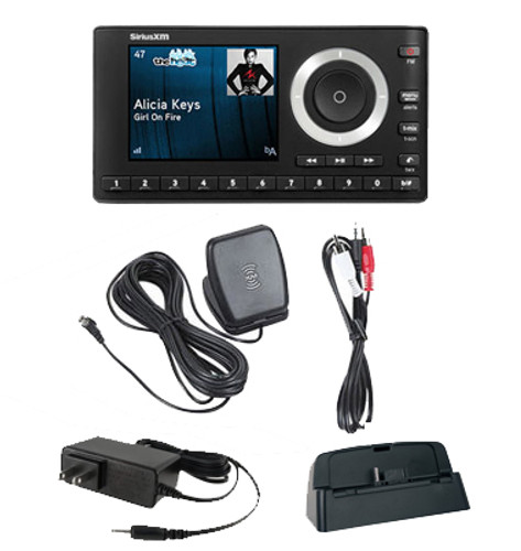 SXPL1H1 Onyx Plus radio with home kit