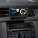 OnyX Plus Receiver shown on  the dash