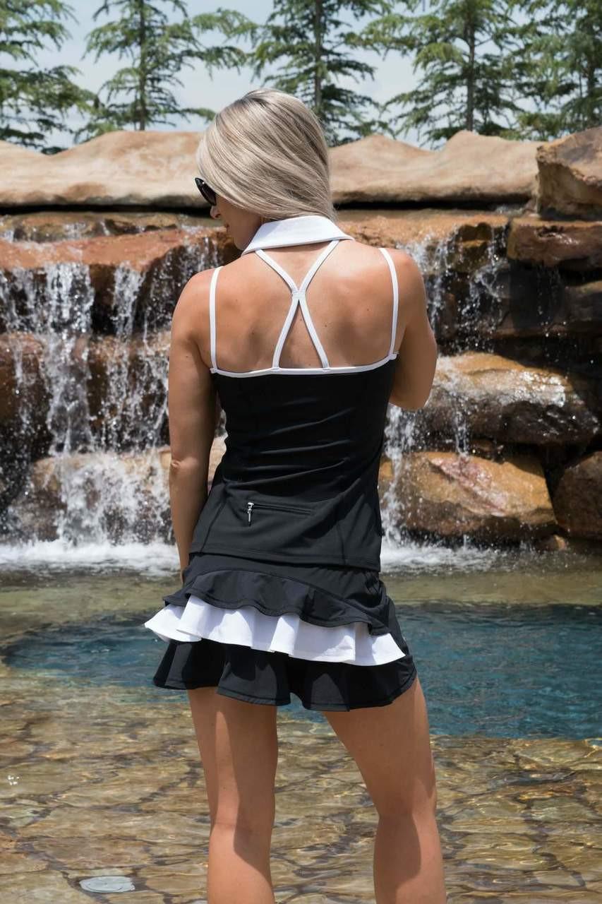 d3a2d1c7042 FlirTee Golf Women s Golf Skort