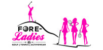 Fore Ladies - Golf Dresses and Clothes, Tennis Skirts and Outfits, and Fashionable Activewear