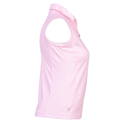 6460ef9d267363 Daily Sports Macy Blush Sleeveless Polo - Fore Ladies Golf - Women s ...