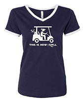 Golf Graphic Tees