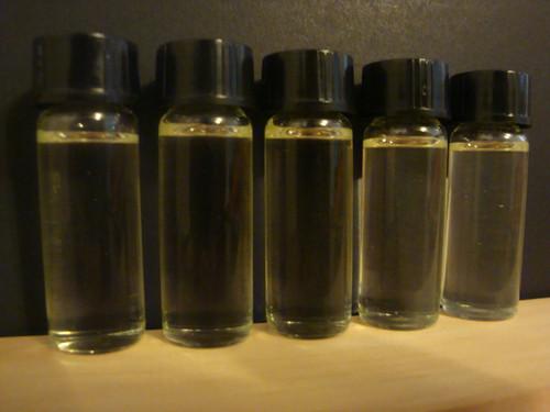 Premium Beard Oil Trial Pack (5ct/1Dram) U PICK