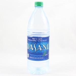 Dasani Drinking Water - 1 Liter Bottle