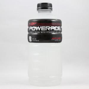 Powerade - White Cherry - 32 Fl. Oz. Bottle