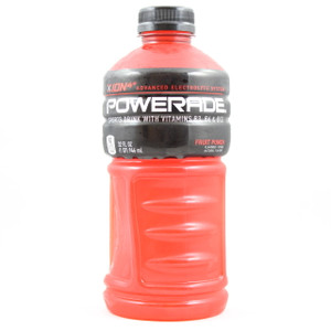 Powerade - Fruit Punch - 32 Fl. Oz. Bottle