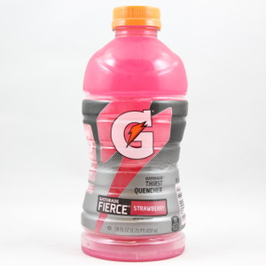Gatorade - Fierce Strawberry - 28 Fl. Oz. Bottle