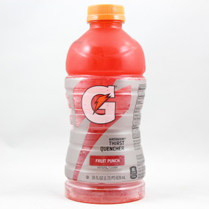 Gatorade - Fruit Punch - 28 Fl. Oz. Bottle