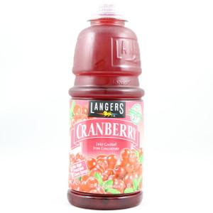 Langers - Cranberry Juice Cocktail - 32 Fl. Oz. Bottle