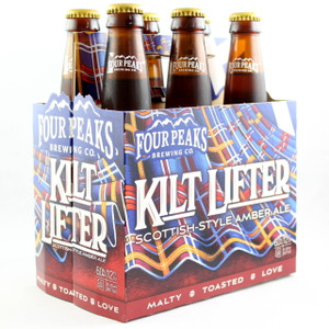 Four Peaks Brewing Co. - Kilt Lifter Scottish-Style Ale