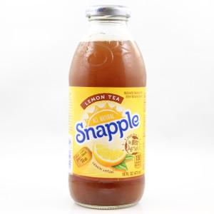 Snapple - Lemon Tea - 16 Fl. Oz. Bottle