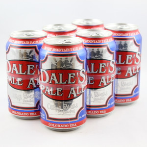 Oskar Blues Brewery - Dale's Pale Ale