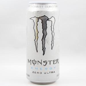 Monster - Zero Ultra - 16 Fl. Oz. Can