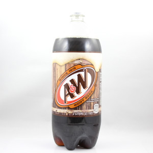 A&W Root Beer - 2 Liter Bottle