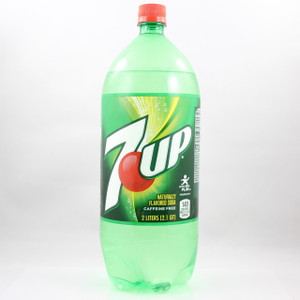 7-Up - 2 Liter Bottle