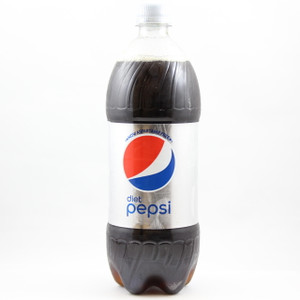 Diet Pepsi - 1 Liter Bottle