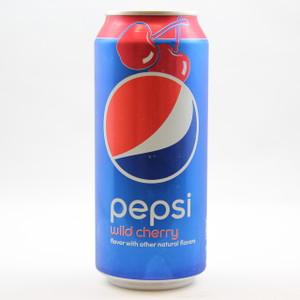 Wild Cherry Pepsi - 16 Fl. Oz. Can