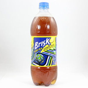 Brisk - Lemon Iced Tea - 1 Liter Bottle